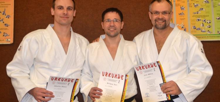 Lippstädter Judoka bestehen letzte Meisterprüfung