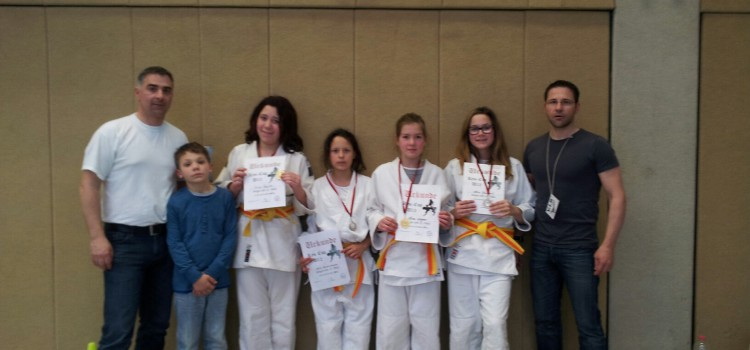 Judo-Sportverein erfolgreich in Wickede