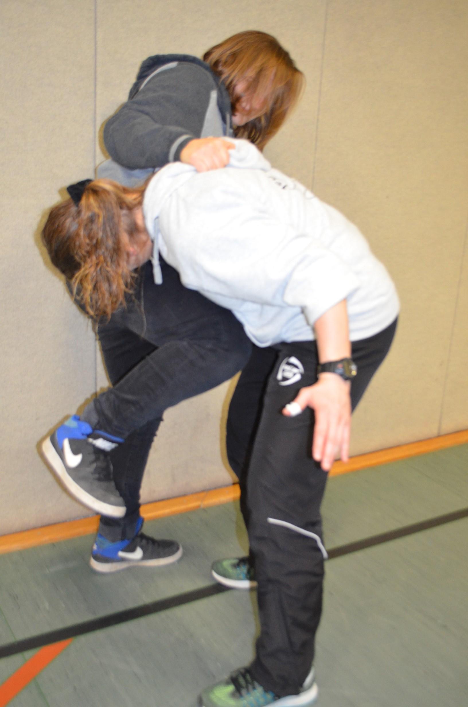 Selbstverteidigungskurs für Frauen beim Judo-Sportverein Lippstadt e. V.