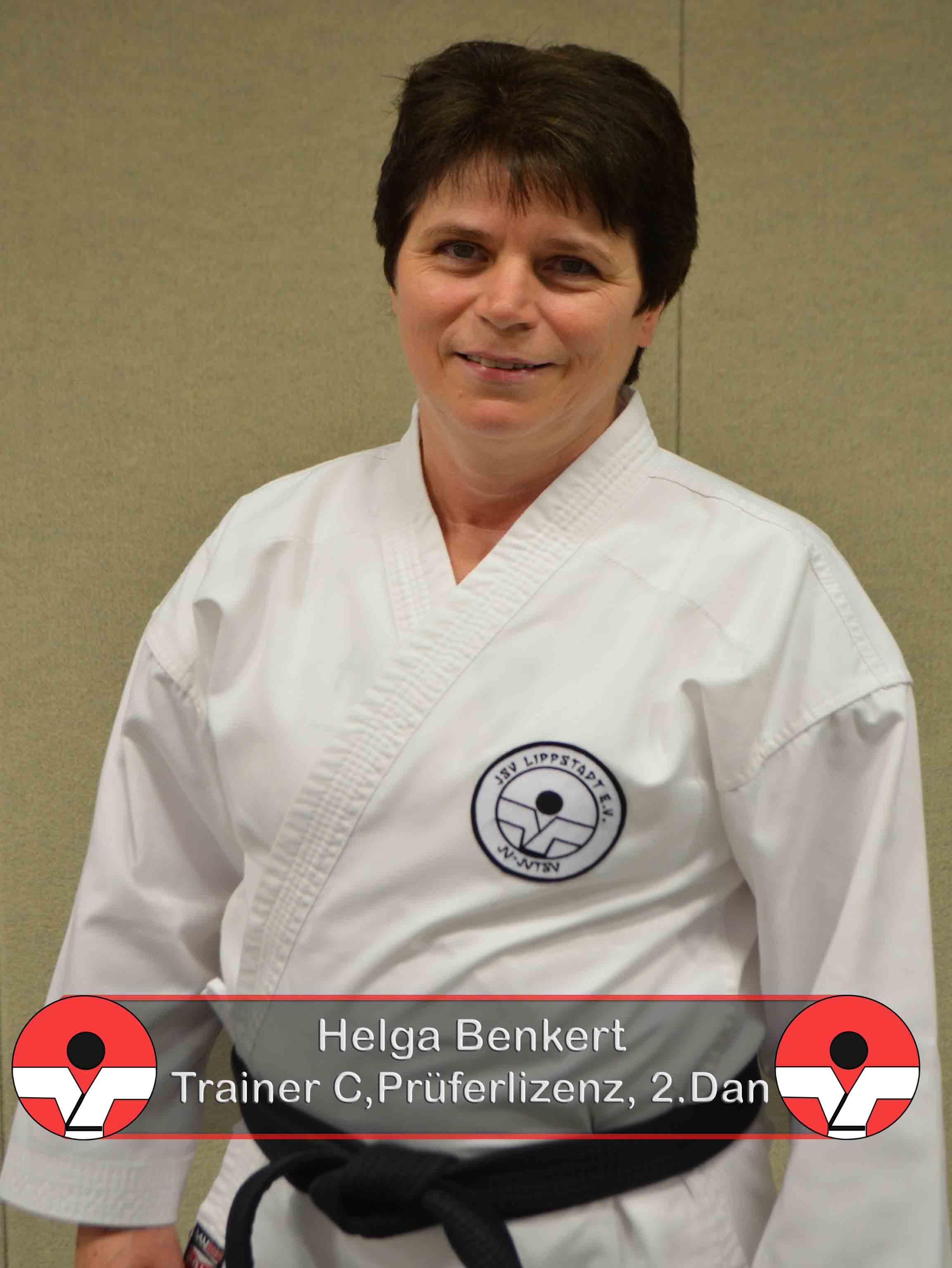 Helga Benkert