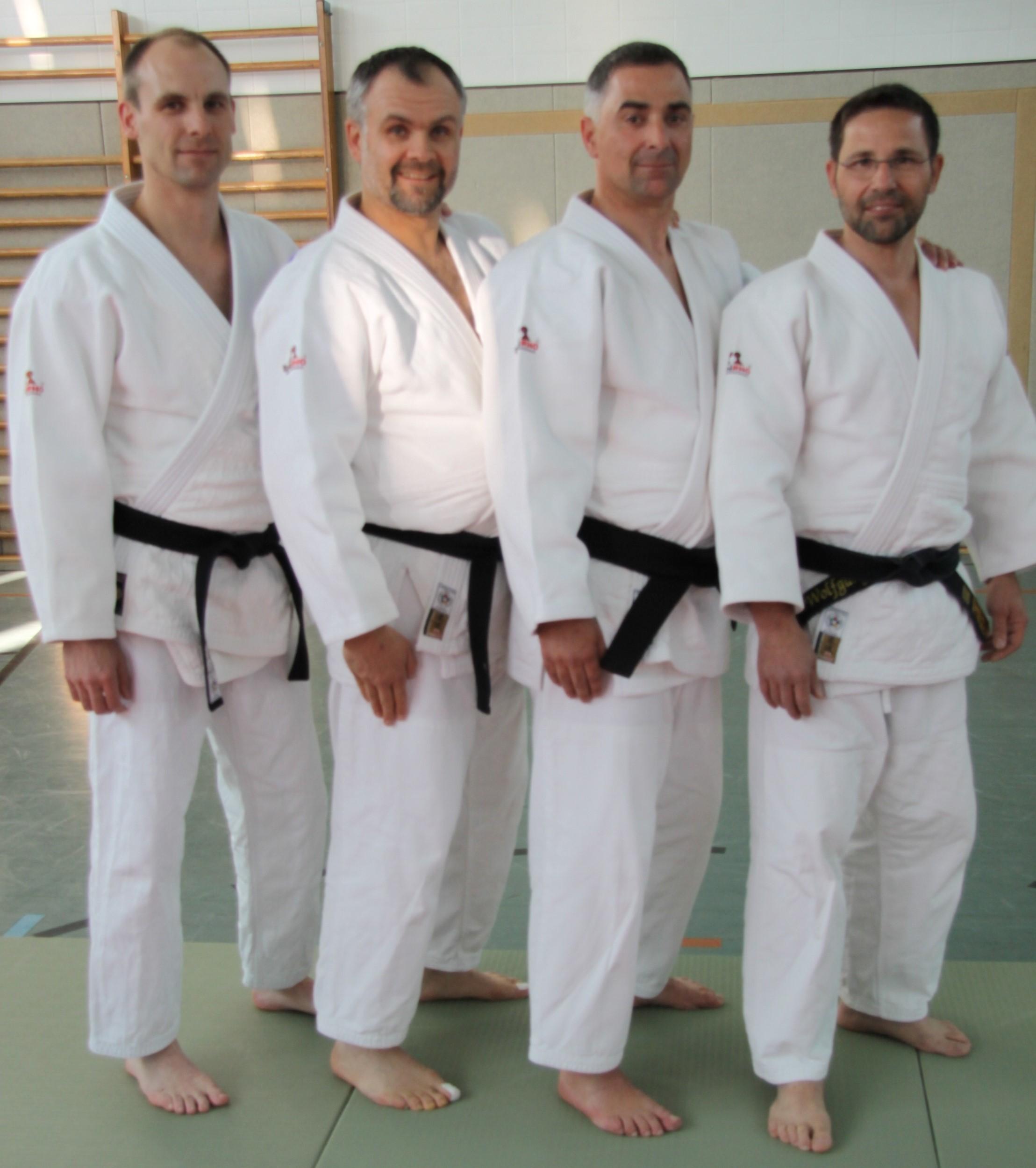 Lippstädter Judoka bei den deutschen Meisterschaften dabei.