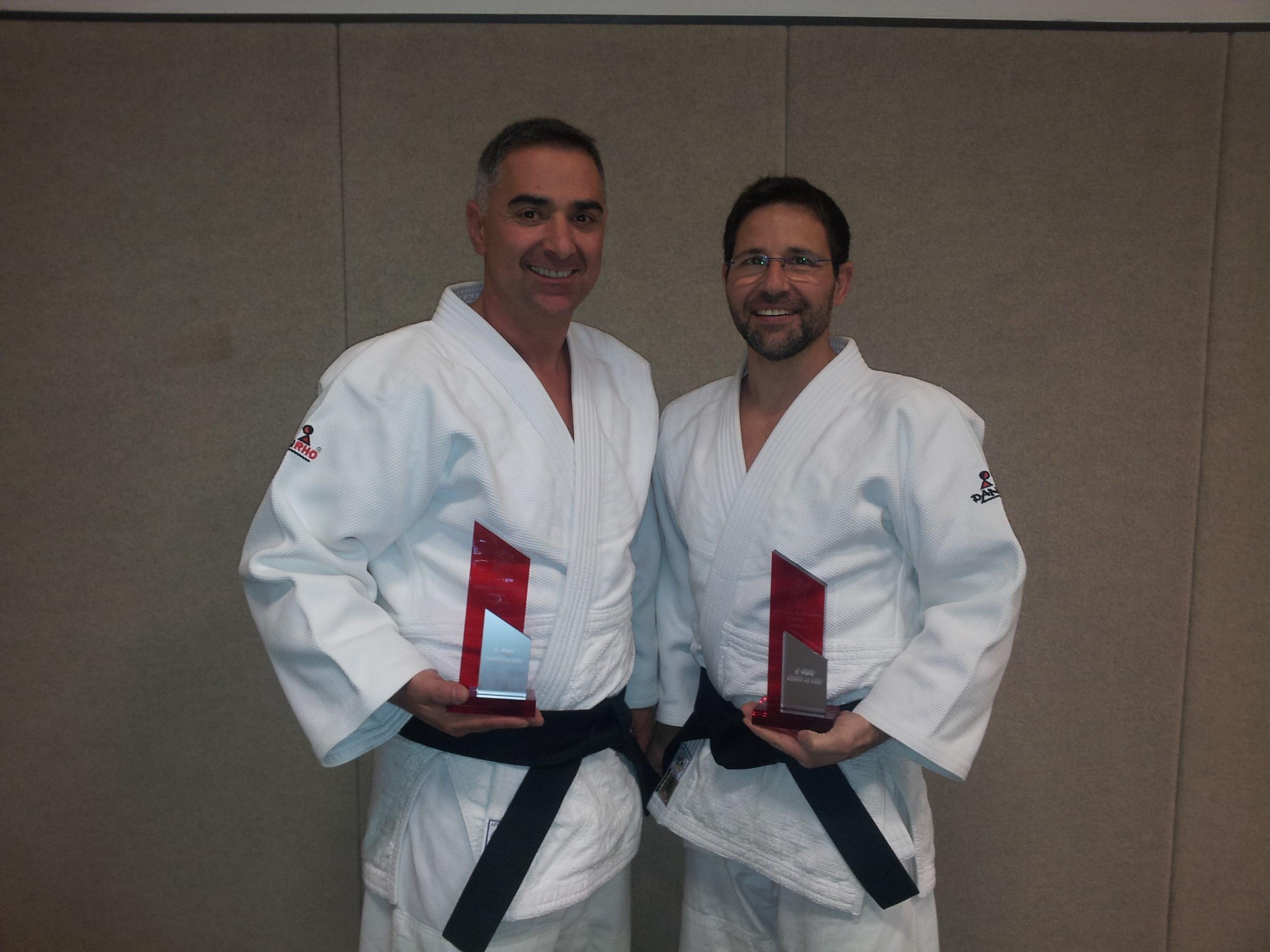 Erfolg bei den internationalen deutschen Judo Kata-Meisterschaften
