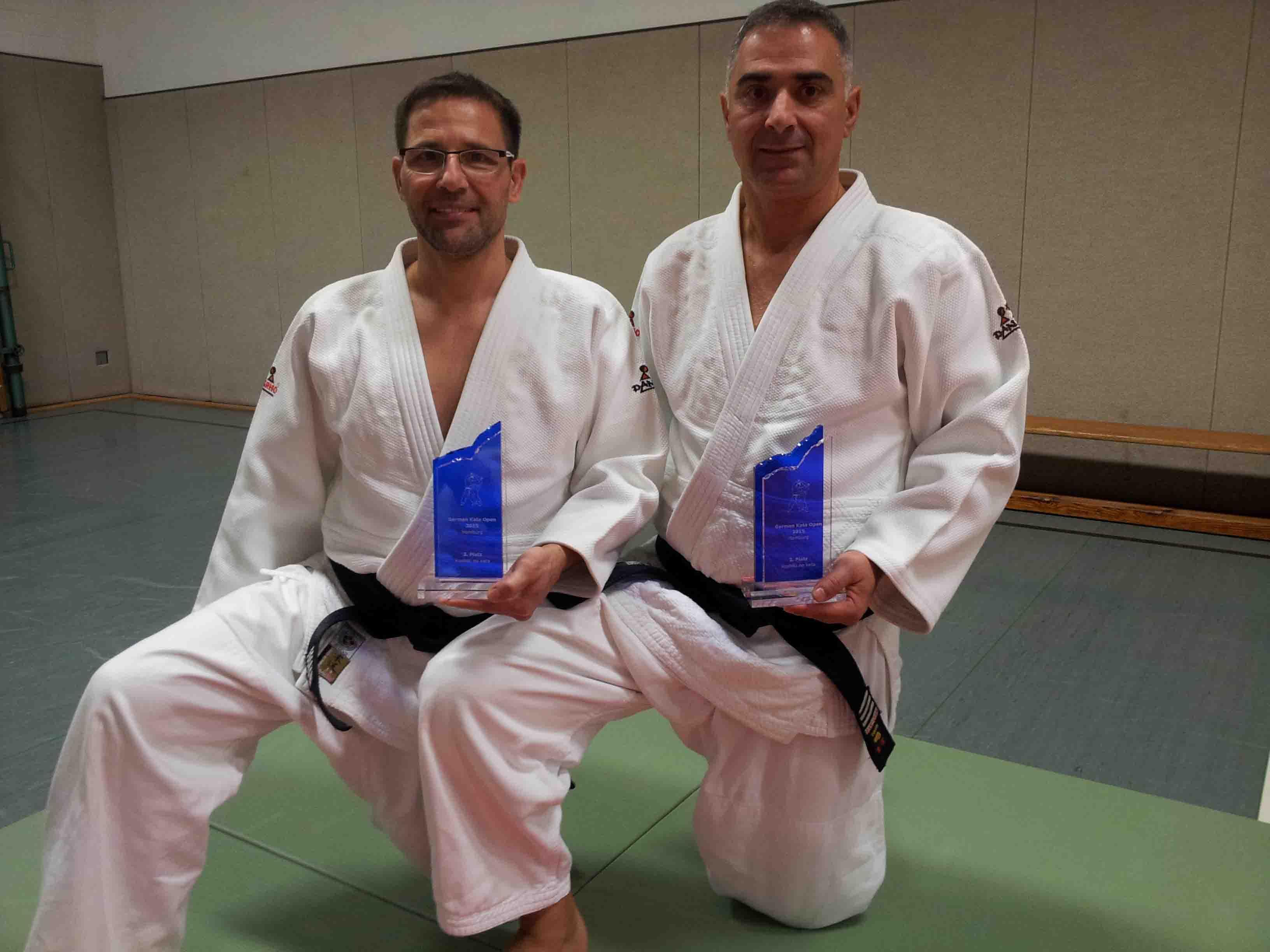 JSV Sportler bei internationaler Kata-Meisterschaft erfolgreich
