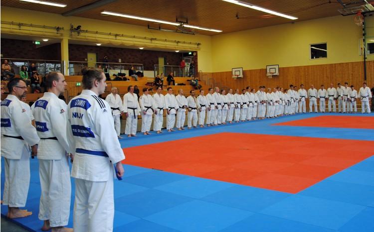 Lippstädter Judoka bei Kata-Meisterschaft erfolgreich