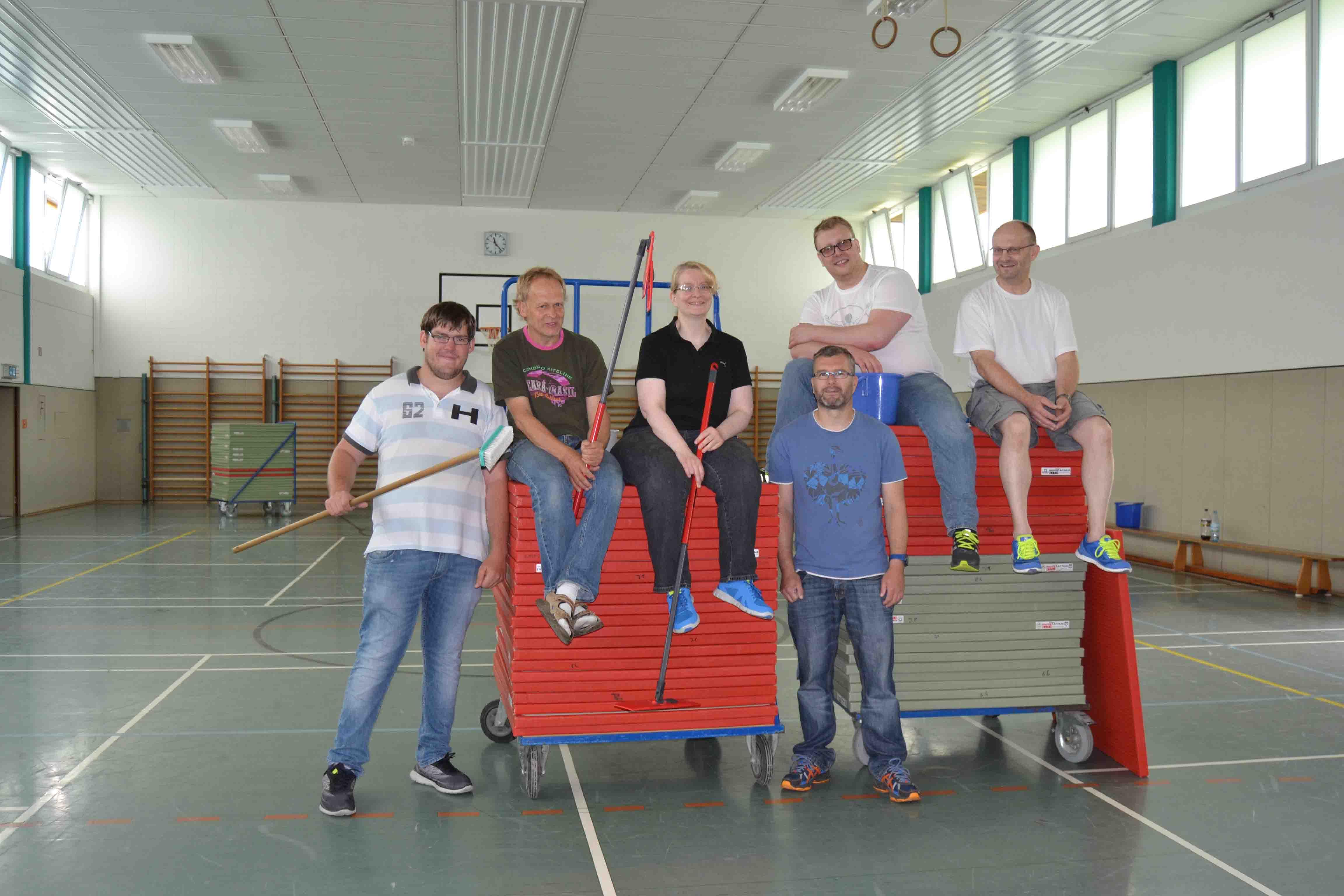 JSV SEK stürmt erneut die Sporthalle