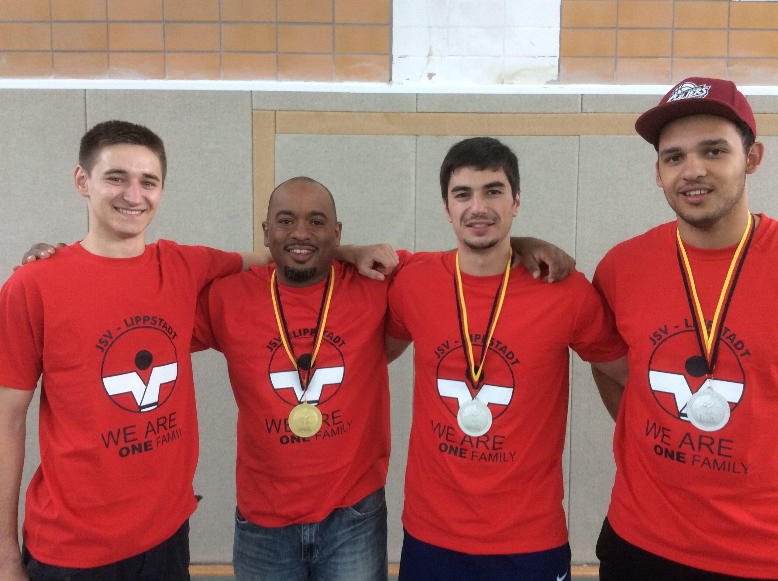 Kickboxer des JSV erfolgreich auf der Deutschen Meisterschaft!
