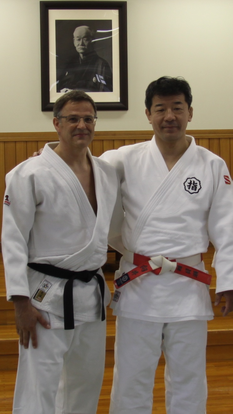 Judo Sportverein Lippstadt in Japan vertreten