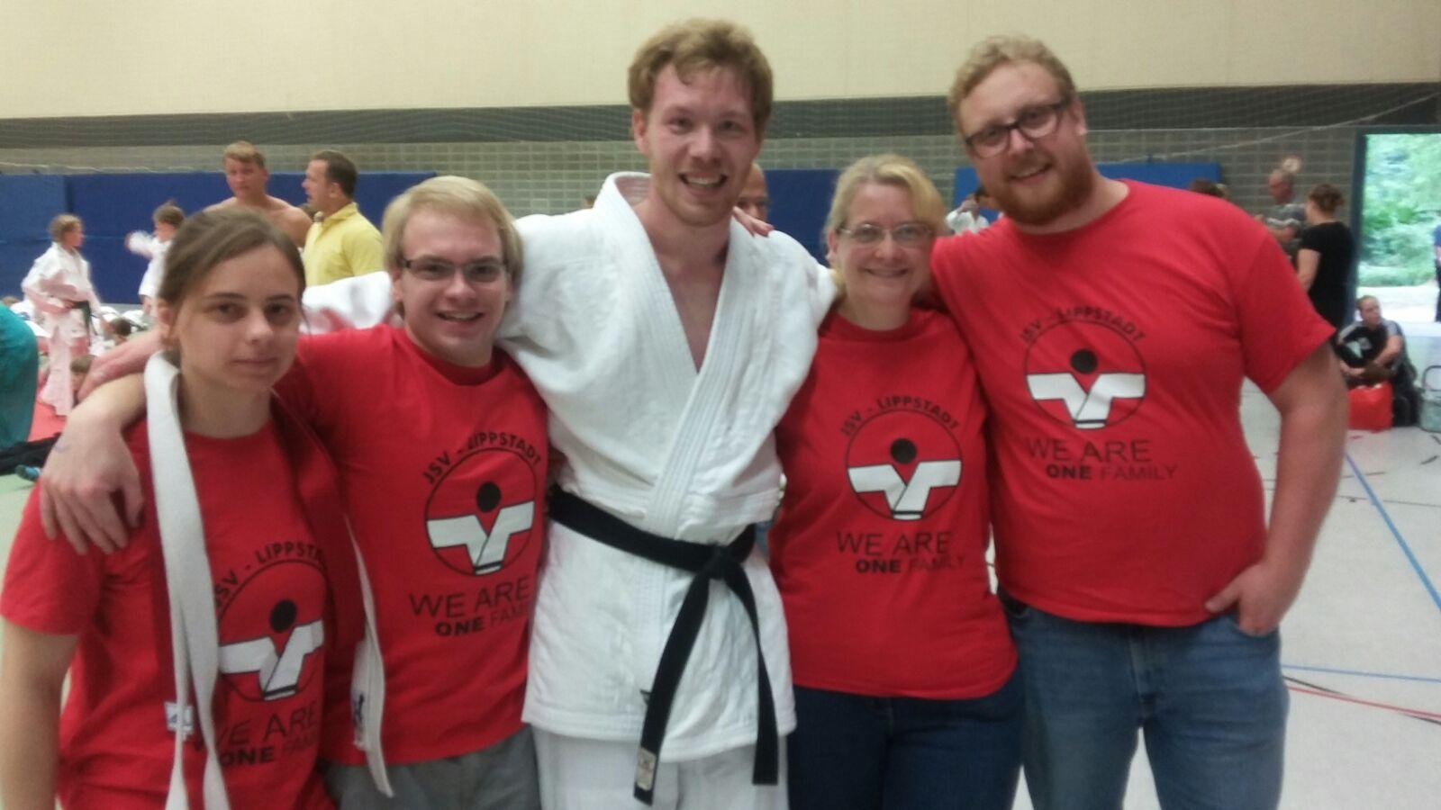 Erfolgreiche Judoka in Herne