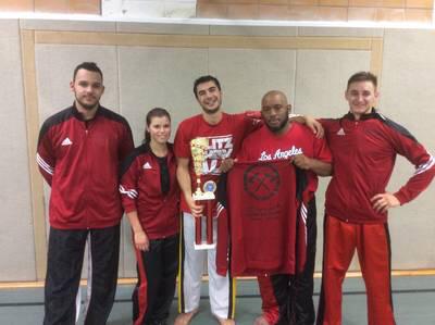Kickboxer des JSV bewiesen im Wettkampf was Lippstadt zu bieten hat!