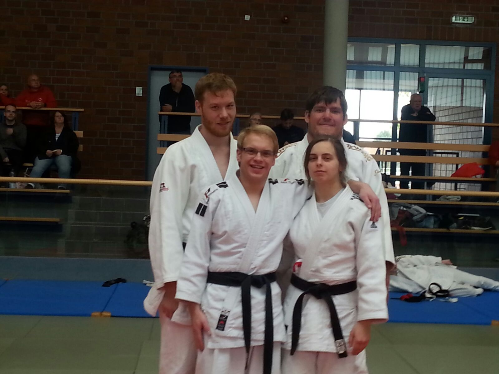 Judoka des JSV Lippstadt waren Erfolgreich bei der Bezirksmeisterschaft Arnsberg!