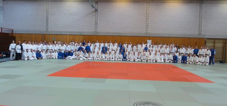 Elfte Internationale Tübinger Judo-Fortbildung