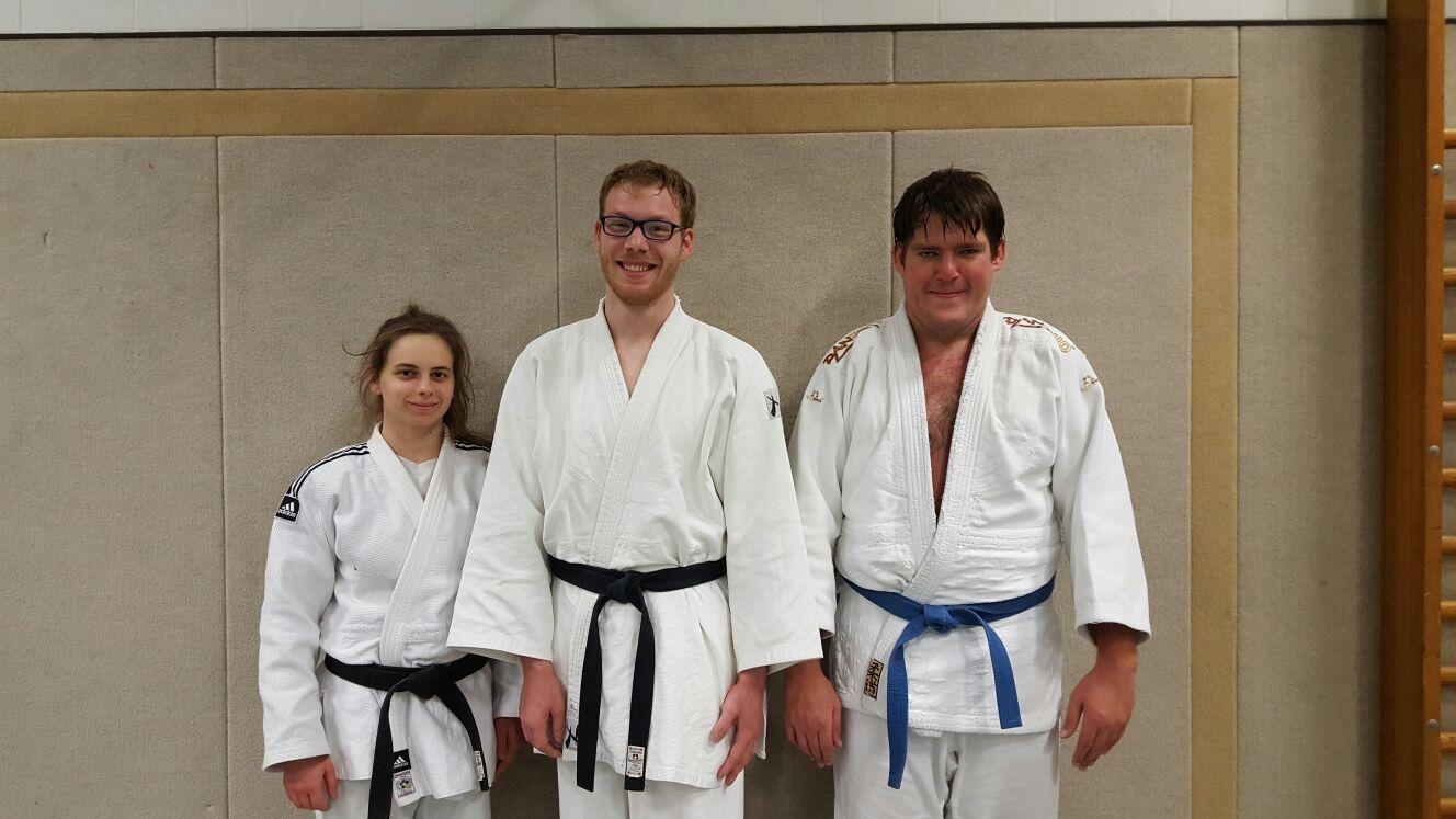 Judoka des JSV Lippstadt sammeln Kampferfahrungen auf der Landesebene NRW