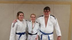 3 Judokas des JSV Lippstadt e.V. messen sich mit der Konkurrenz beim Westfaleneinzelturnier