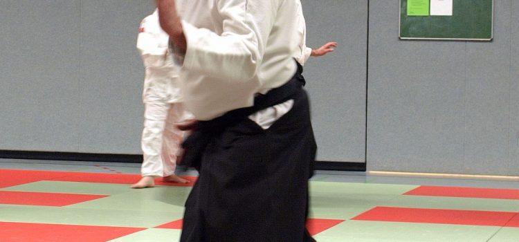 Neue Abteilung im JSV-LIPPSTADT: Aikido
