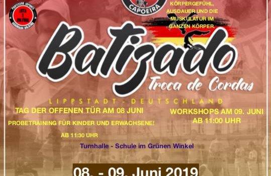 Internationales Capoeira Event
