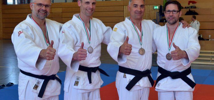 Silber und Bronze bei den westdeutschen Judo KATA MEISTERSCHAFTEN